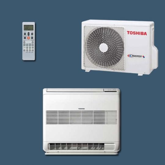 Climatiseur Réversible Inverter RAS-B18UFV-E / RAS-18N3AV2-E TOSHIBA