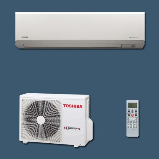 Climatiseur Réversible Inverter RAS-B18N3KV2-E / RAS-18N3AV2-E TOSHIBA