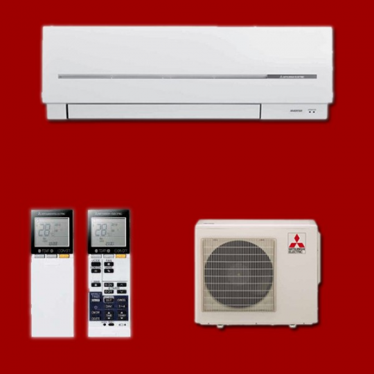 Climatisation Réversible Inverter MSZ-SF50VE / MUZ-SF50VE MITSUBISHI ELECTRIC
