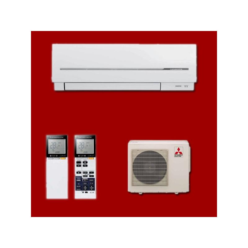 climatisation r versible inverter msz sf50ve muz sf50ve. Black Bedroom Furniture Sets. Home Design Ideas