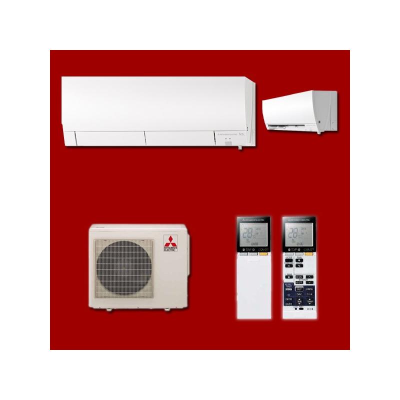 climatisation r versible inverter msz fh50ve muz fh50vehz mitsubishi electric. Black Bedroom Furniture Sets. Home Design Ideas