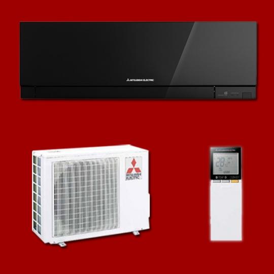 Climatiseur Réversible Inverter MSZ-EF25VE2B / MUZ-EF25VE MITSUBISHI ELECTRIC