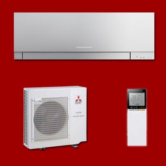 Climatiseur Réversible Inverter MSZ-EF50VE2S / MUZ-EF50VE MITSUBISHI