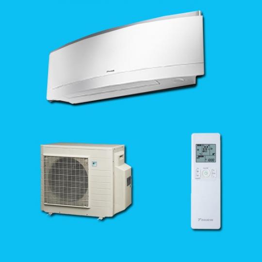 Climatiseur Réversible Inverter FTXG-20LW / RXG-20L Blanc DAIKIN