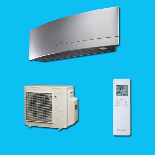 Climatiseur Réversible Inverter FTXG25LS / RXG25L Silver DAIKIN