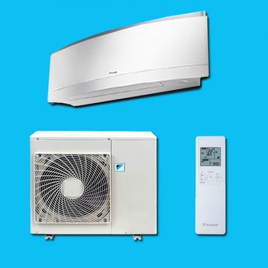 Climatiseur Réversible Inverter FTXG-50LW / RXG-50L Blanc DAIKIN
