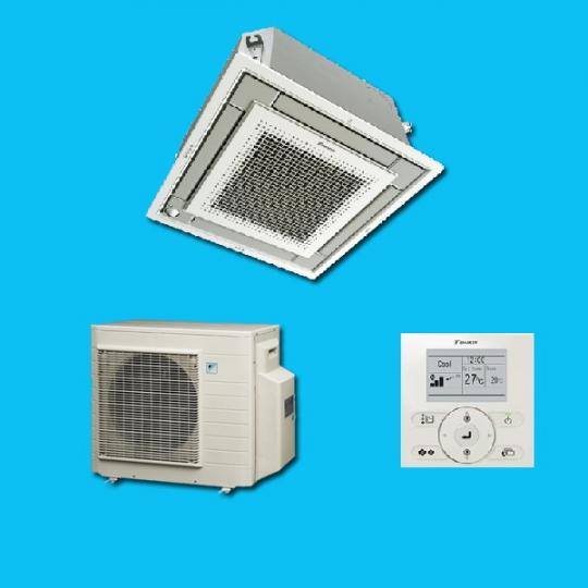 Climatiseur Réversible Inverter FFQ-35C / RXS-35L DAIKIN