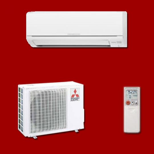 Climatisation Réversible Inverter MSZ-DM35VA / MUZ-DM35VA MITSUBISHI ELECTRIC