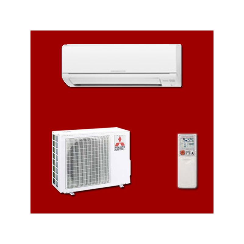 climatisation r versible inverter msz dm35va muz dm35va mitsubishi electric. Black Bedroom Furniture Sets. Home Design Ideas