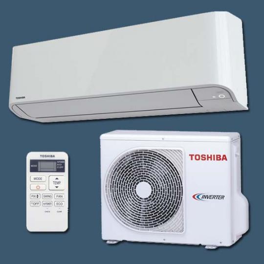 Climatiseur Réversible Inverter RAS-13BKV-E / RAS-13BAV-E TOSHIBA
