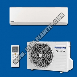 Climatiseur Réversible Inverter KIT CS-Z25TKEW Etherea Blanc PANASONIC