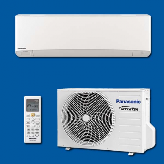 Climatiseur Réversible Inverter KIT CS-Z71TKEW Etherea Blanc PANASONIC