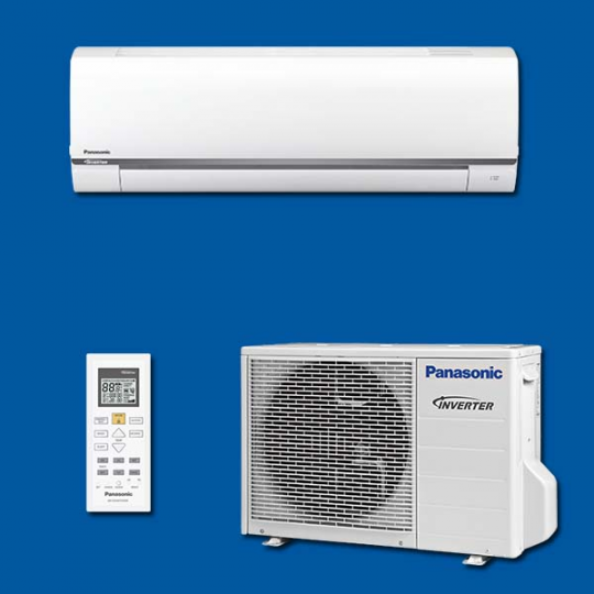 Climatiseur Réversible Inverter KIT CS-BE35TKE PANASONIC
