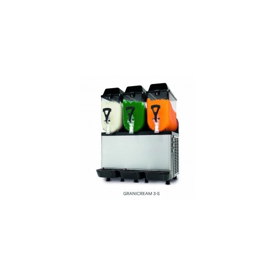 Machine à Granité GRANICREAM 3-S CARPIGIANI - Materiel Professionnel