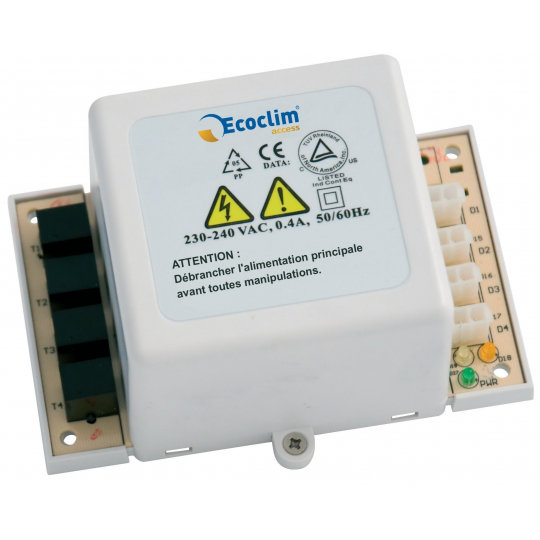 Eco-Clim Access (installation et utilisation)