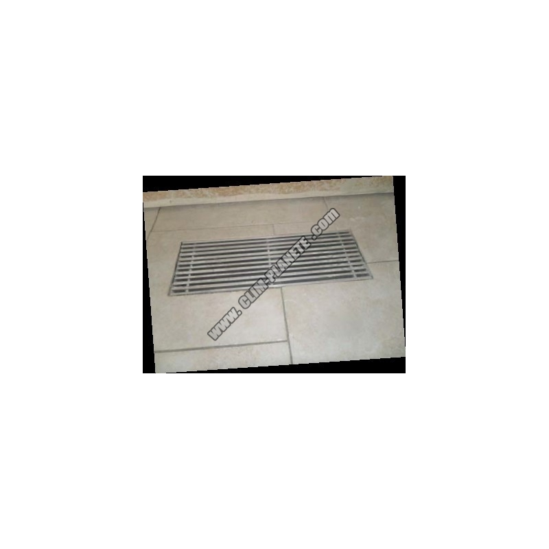 grille plenum soufflage au sol gainable accessoire climatisation gainable. Black Bedroom Furniture Sets. Home Design Ideas