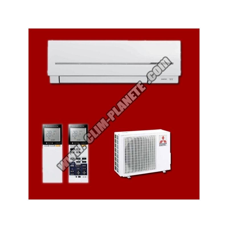 climatisation inverter r versible mono split msz sf42ve muz sf42ve mitsubishi electric. Black Bedroom Furniture Sets. Home Design Ideas