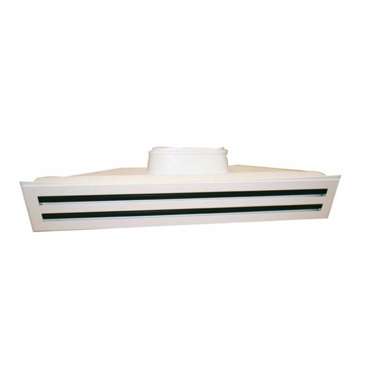 grille multi fentes plenum soufflage accessoire climatisation gainable. Black Bedroom Furniture Sets. Home Design Ideas