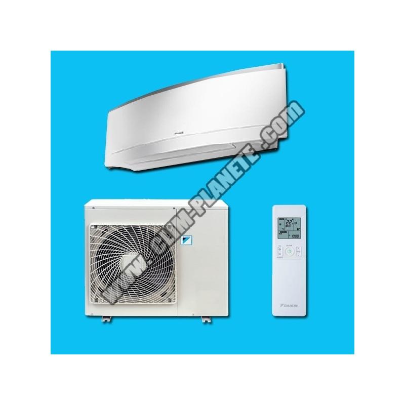Climatisation mono split inverter r versible ftxg50lw rxg50l daikin - Difference entre pompe a chaleur et climatisation reversible ...