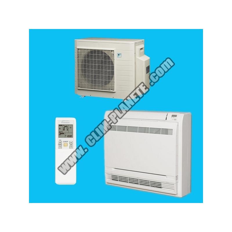 Climatisation inverter r versible mono split fvxs50f rxs50l daikin - Console climatisation reversible ...