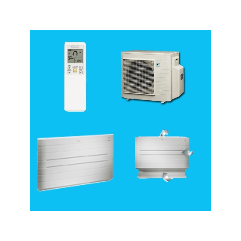 climatisation mono split r versible inverter fvxg25k rxg25l daikin. Black Bedroom Furniture Sets. Home Design Ideas