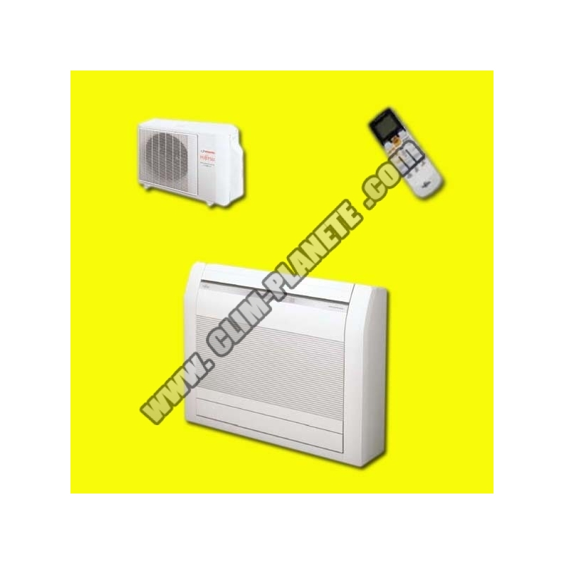Climatisation mono split r versible inverter agyg 9 lvc - Clim reversible atlantic ...