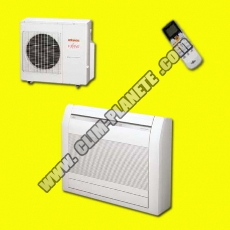 climatiseur mono split r versible inverter agyg 14 lvc atlantic fujitsu. Black Bedroom Furniture Sets. Home Design Ideas