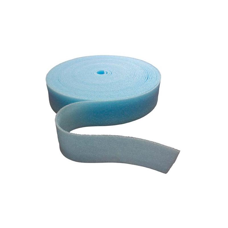 Bande peripherique isolante accessoire plancher chauffant - Bande resiliente plancher ...
