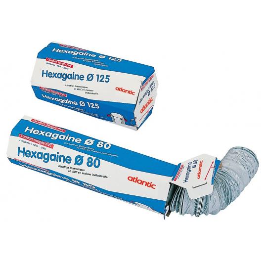 Gaine Souple PVC - Accessoire VMC Simple Flux