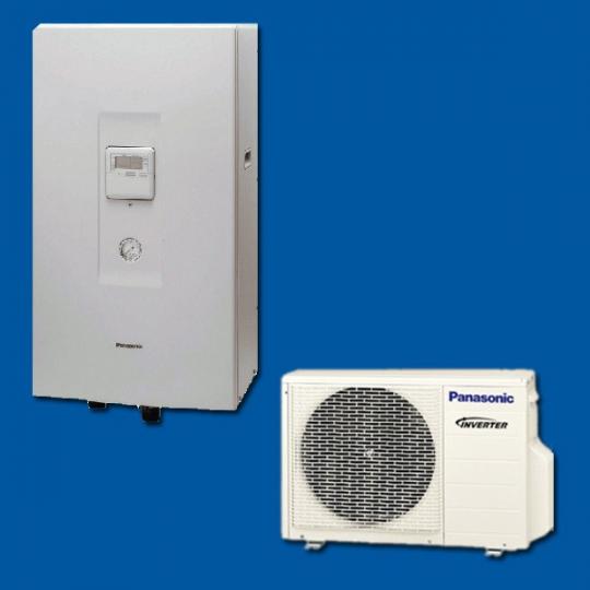 Pompe à Chaleur Air/Eau KIT-WC03C3E5 PANASONIC