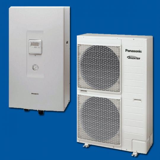 Pompe à Chaleur Air/Eau KIT-WC09F3E8 PANASONIC