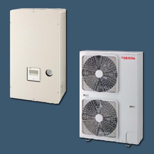 Pompe à Chaleur Air/Eau HWS-1104H-E / HWS-1104XWHM3-E TOSHIBA