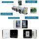 Plénum Soufflage et Reprise AIRZONE Taille L / 8 Sorties MITSUBISHI ELECTRIC - Accessoire Climatisation Gainable