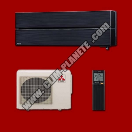 climatisation mono split r versible inverter msz ln25vgb muz ln25vghz mitsubishi electric. Black Bedroom Furniture Sets. Home Design Ideas