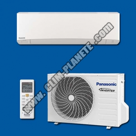 climatiseur mono split inverter r versible kit cs z42tkew panasonic. Black Bedroom Furniture Sets. Home Design Ideas