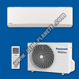 Climatiseur Réversible Inverter KIT CS-Z50TKEW Etherea Blanc PANASONIC