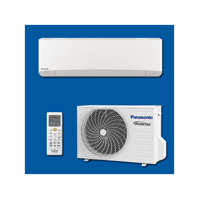 climatisation inverter r versible mono split kit cs z71tkew panasonic. Black Bedroom Furniture Sets. Home Design Ideas