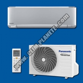 Climatiseur Réversible Inverter KIT CS-XZ50TKEW Etherea Gris PANASONIC