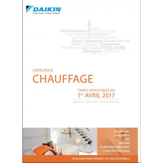 Catalogue PAC DAKIN 2017-2018