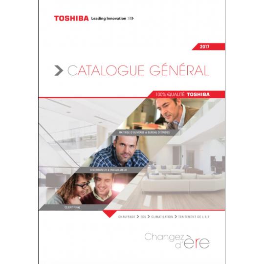 Catalogue Climatisation TOSHIBA 2017-2018