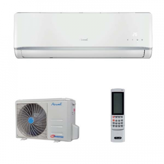 Climatiseur Réversible Inverter HKD009 AIRWELL