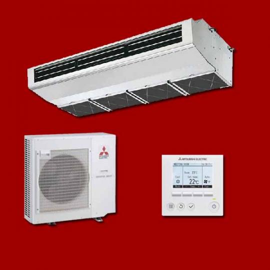 Climatiseur Plafonnier Inverter PCA-RP71HAQ / PUHZ-ZRP71VHA MITSUBISHI ELECTRIC