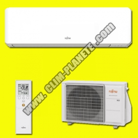 Climatisation Mono Split Inverter Réversible  ASYG 14 KMT ATLANTIC FUJITSU