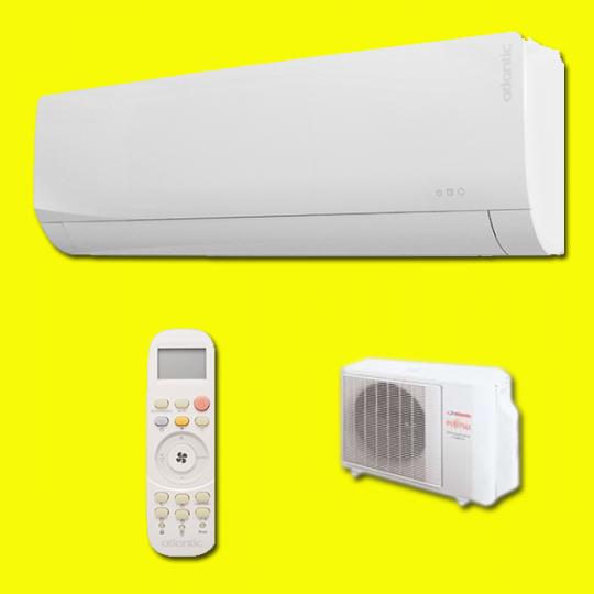 Climatiseur Mono Split Réversible Inverter AS 018 BS ATLANTIC FUJITSU