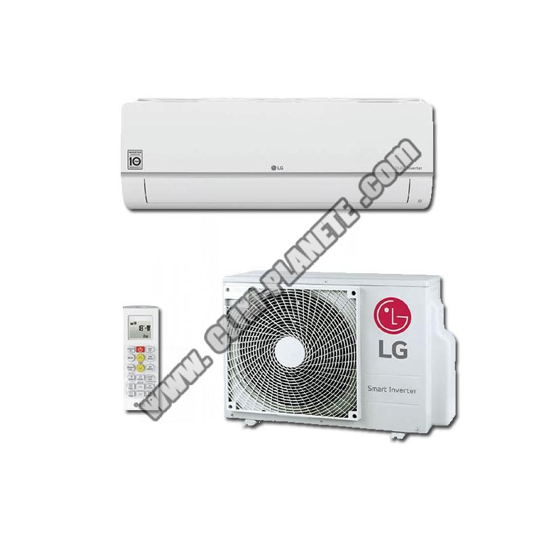 climatiseur mono split inverter r versible s09eq nsj s09eq ua3 lg climatisation. Black Bedroom Furniture Sets. Home Design Ideas
