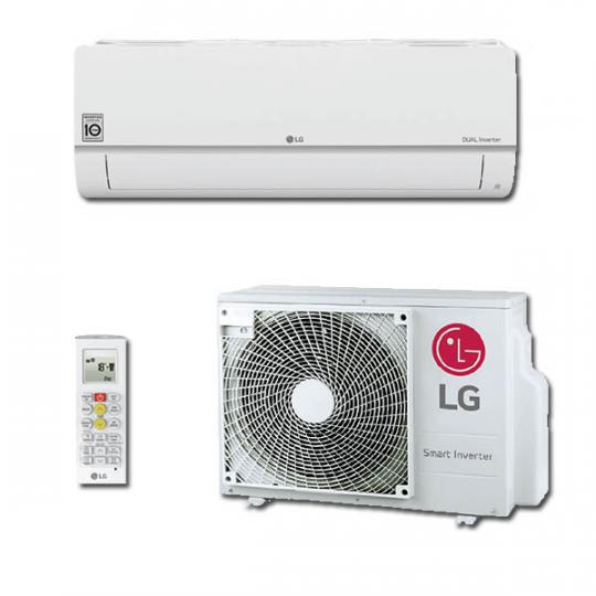 Climatiseur Mono Split Réversible Inverter PC12SQ.NSJ / PC12SQ.UA3 LG CLIMATISATION