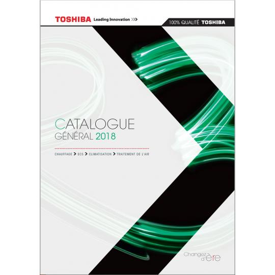 Catalogue Climatisation TOSHIBA 2018-2019