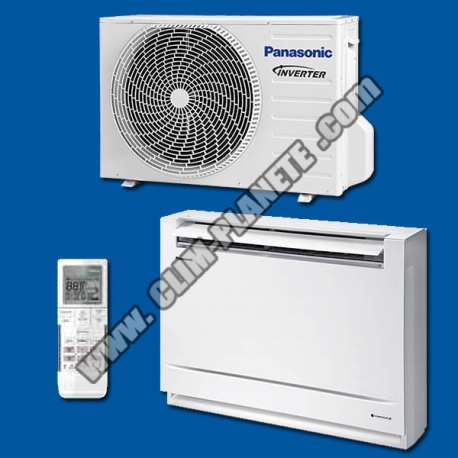 climatisation mono split inverter r versible kit cs z50ufeaw panasonic. Black Bedroom Furniture Sets. Home Design Ideas
