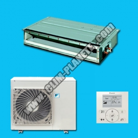 Climatisation Gainable Inverter FDXM50F / RXM50M DAIKIN