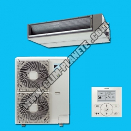 Climatiseur Inverter Gainable  FBA125A / RZAG125MV1 DAIKIN